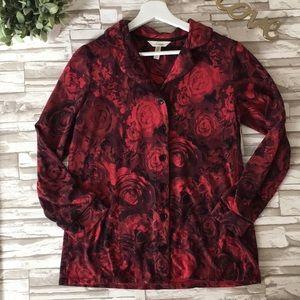 Soma Rose Pajama Set